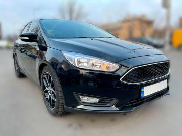 Оренда Ford Focus SEL black