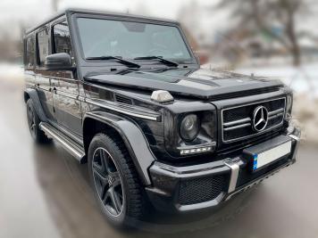 Оренда Mercedes-Benz G-class 63 AMG