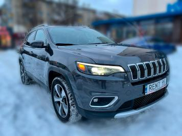 Аренда Jeep Cherokee Limited 2019