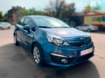 Rent Kia Rio Sedan 2016