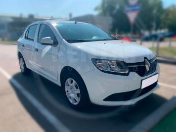 Rent 	Renault Logan 2014