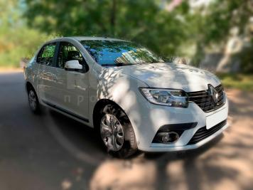 Rent renault logan 2017