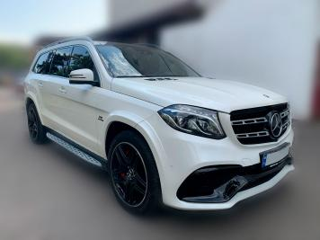 Аренда Mercedes-Benz GLS AMG