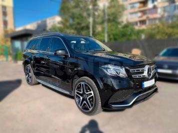 Rent Mercedes-Benz GLS-class 2015