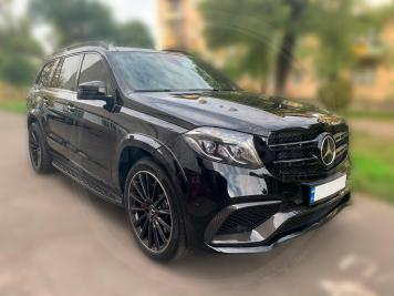 Аренда Mercedes-Benz GLS AMG black