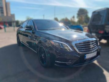 Аренда Mercedes-Benz S550 AMG 4MATIC W222 2016