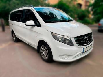 Rent MERCEDES-BENZ VITO