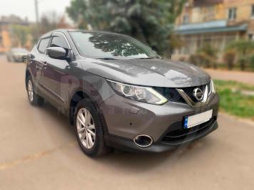 Оренда Nissan Qashqai