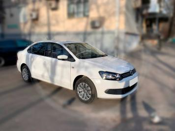Rent Volkswagen Polo Sedan 2013