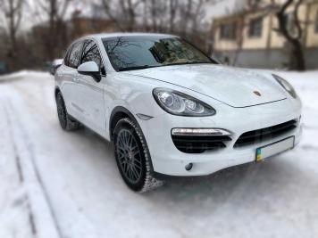 Rent Porsche Cayenne