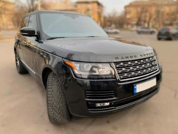 Аренда Range Rover Vogue 2016