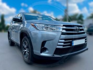 Rent Toyota Highlander 2019