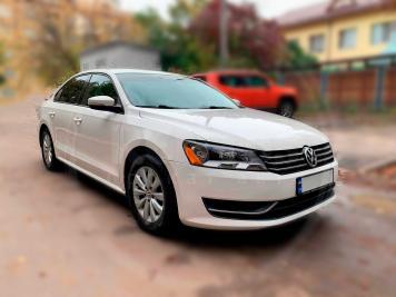 Rent Volkswagen Passat B7