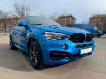 Rent BMW X6m